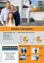 Garažna vrata godine - Hormann