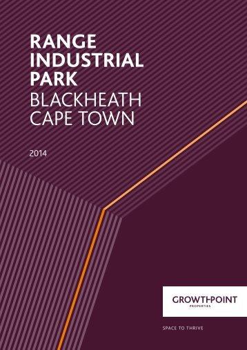 Range Industrial Park Brochure