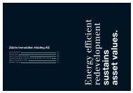 Print - Geschäftsbericht 2012-2013 - Züblin Immobilien