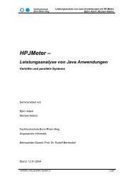 HPJMeter – - Prof. Dr. Rudolf Berrendorf