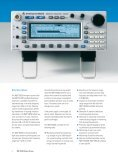 R&S EB200 Miniport Receiver - MCS Test Equipment - Page 2