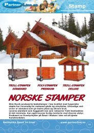NORSKE STAMPER - Partnerline AS