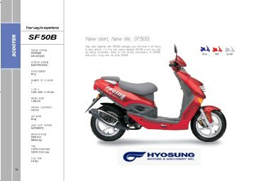 SF50B PART CATALOGUE.pdf - Hyosung