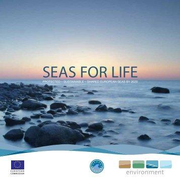 SEAS FOR LIFE - EU Bookshop - Europa