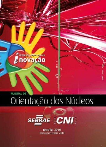Manual de Orientação dos Núcleos - CNI
