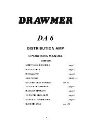 DRAWMER - UM - DA6.pdf - AVC Group