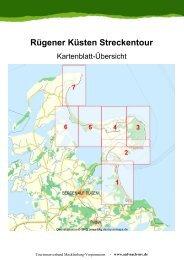 Rügener Küsten Streckentour - Tourismusverband Mecklenburg ...
