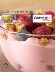 CardioAid™ Plant Sterols - ADM