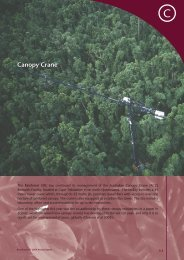 53 - Rainforest Cooperative Research Centre - James Cook University