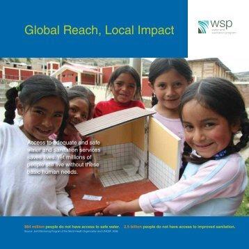 WSP Global Brochure 2009
