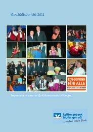 Geschäftsbericht 2011 (PDF | 787 KB) - Fiducia IT AG