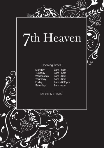 th Heaven - 7th Heaven Beauty Salon East Grinstead