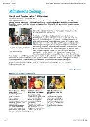 Der Artikel als PDF - Musikschule Steinfurt