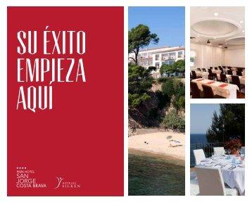Ficha Salones Castellano (pdf) - Hoteles Silken