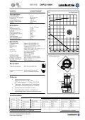 Pumpdaten Typ DNP22 - Landustrie - Page 2