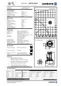 Pumpdaten Typ DNP22 - Landustrie - Page 4