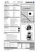 Pumpdaten Typ DNP22 - Landustrie - Page 6
