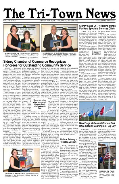 june 14 2012 indd the tri town news june 14 2012 indd the tri town news