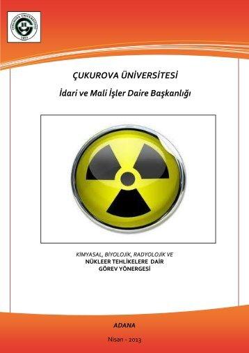 Bilgi Teknolojisi Çözümleri - Çukurova Üniversitesi