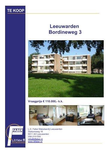 uitgebreide brochure - L.D. Faber