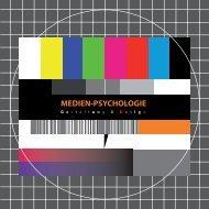 MEDIEN-PSYCHOLOGIE