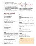 the parish bulletin - Holy Name Province - Page 2
