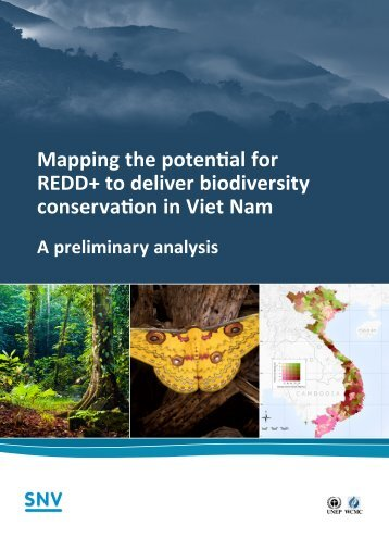 Mapping the potential for REDD+ to deliver ... - REDD - VietNam