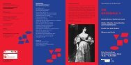 Download Flyer (PDF) - Vera Röhm
