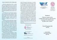 Ulteriori informazioni - Università degli Studi di Macerata
