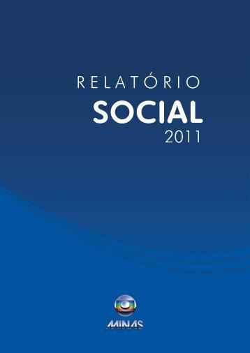 R E L A T Ó R I O 2011 - Globo.com