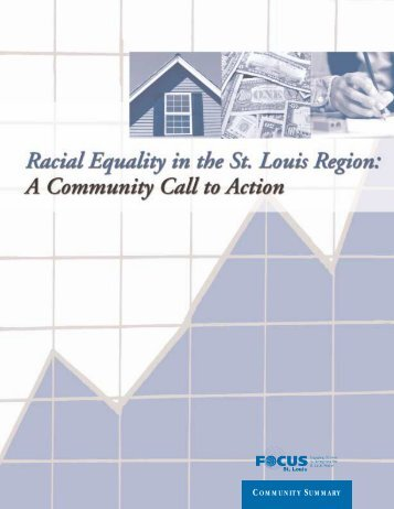 COMMUNITY SUMMARY - Racial Equity Tools