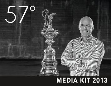MEDIA KIT 2013 - 65° Magazine