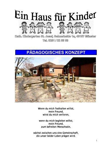 PÄDAGOGISCHES KONZEPT - Gelmer