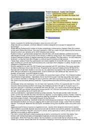 Testers Notebook - Hustler 344 Cheetah Location: Lake ... - Funboats