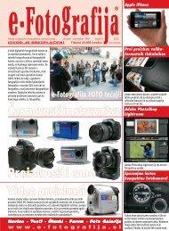 Revija e-Fotografija 32 PDF