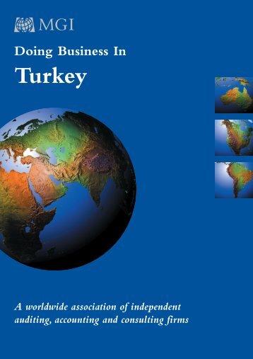 Turkey - MGI