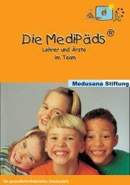 Die MediPäds - Lehrer und Ärzte im Team - BKK-Landesverband ...