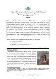 fact-finding-Religious minority attack-Rajganj-2013-eng - Odhikar
