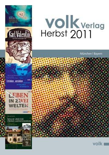 Aktuelle Neuerscheinungen München - Volk Verlag