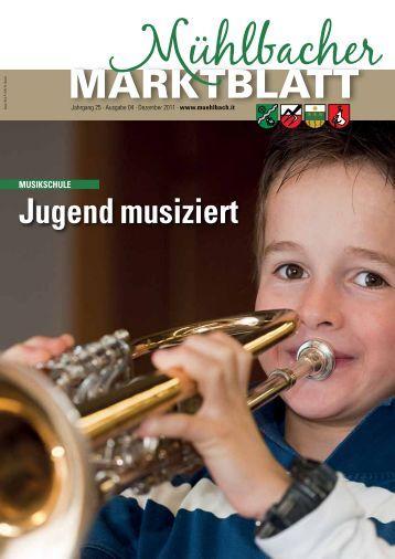 Mühlbacher Marktblatt 04/2011 (3,23 MB)