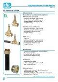 EWE-Armaturen aus Silicium-Messing - Seite 6
