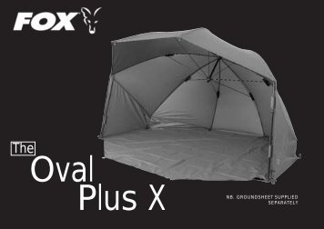 Oval Plus Booklet.QXD - Fox