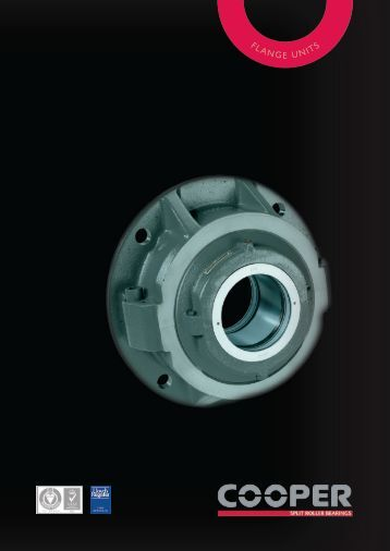 Flange Units - Cooper Bearings