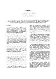 WINDOWS 7 - Paper ITT Telkom