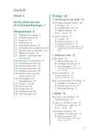 På G Grammatikövningar 26-80 - Sanoma Utbildning