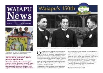 February - Waiapu