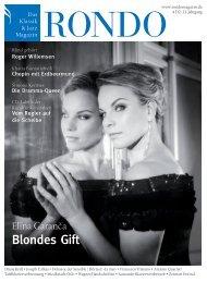 AM PIANO 19. – 25. November 2012 - Rondo