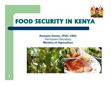 Romano Kiome.pdf - Partnership to Cut Hunger and Poverty in Africa