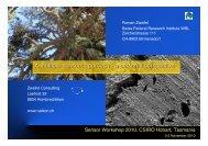 Presentation at CSIRO Hobart 2010 - Natkon.ch - Home