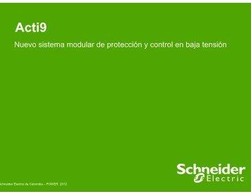 Acti9 - Schneider Electric
